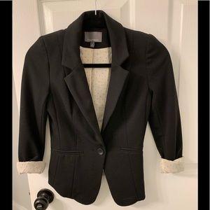 Tinley road black blazer